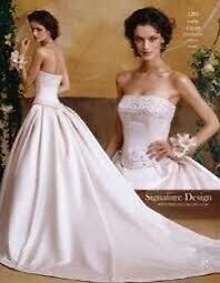 Beautiful Private Label by G Ballgown Wedding Dress