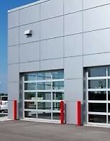 MISSISSAUGA COMMERCIAL GARAGE DOOR SERVICE —-> CALL NOW