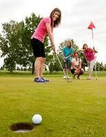 LADIES GOLF LEAGUE Starts April 25th - Dominion Golf Course