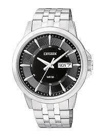 Citizen Mens BF2011-51E Wrist Watches, Black Dial