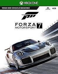 Forza 7 xbox one £30