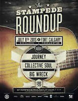 UP TO 20 TICKETS FOR STAMPEDE ROUNDUP WED 7/8TH GATES 3:00
