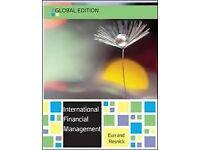 International Finance, Global Edition