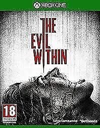 THE EVIL WITHIN FOR XBOX ONE - £5 ONLY ! - BRAND NEW !!