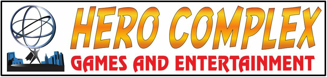 Hero Complex Games & Entertainment