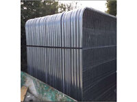 🔩 New Heras Style Temporary Security Fencing Panels🔧