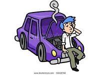 Broken electric ride on car, bike, quad?