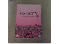 Complete Sex and the City DVD box set