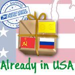 Russian Vintage,Arts&Crafts in USA