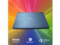 FAST WINDOWS 7 HP Elitebook 2510P Laptop Computer Cheap OFFICE Warranty WIRELESS
