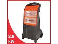 Rhino TQ3 Infra red heaters
