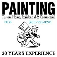 Painting $100 A ROOM BASE RATE