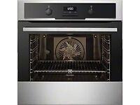 Electrolux EOB5450AAX Built-in Electric Single Oven In Stainless Steel With Anti