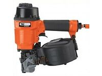 Nail gun and compressor hire
