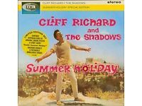 cliff richard & shadows summer holiday cd special edition as new