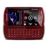 Sony Ericsson Xperia Pro Smartphone
