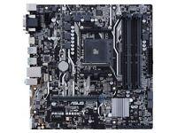 Asus Prime B350M-A AM4 Ryzen Motherboard