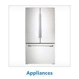 Picture of a fridge