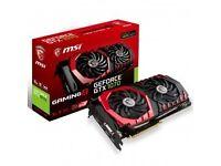 GeForce GTX 1070 GAMING X 8G 8192MB GDDR5 PCI-Express Graphics Card