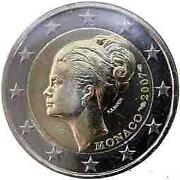 2 Euro Monaco Grace Kelly