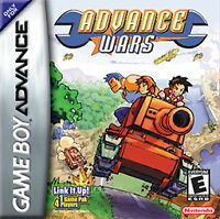 GBA / DS - Advance Wars