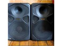 Professional PA Loudspeakers