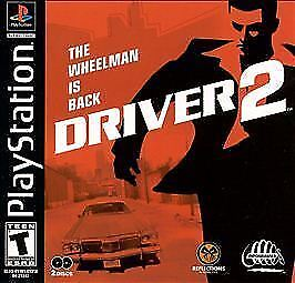 Driver 2 Sony PlayStation 1 2000
