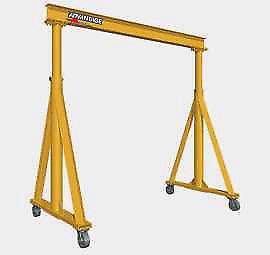 WTB steel for gantry
