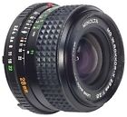 Minolta Wide Angle Camera Lens