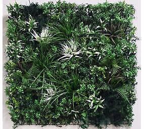 UV Stabilized Tropical Fern Select Range Vertical Garden 100cm X