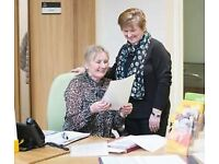 Highland Hospice Volunteer Receptionists (evenings/weekends) required