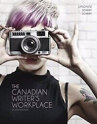 TEXTBOOK : The Canadian Writer's Workplace Eighth Edition