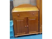 Solid Pine Baby Changer Cupboard...31333E