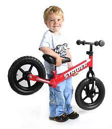 Strider Bike!!! Balance Bike Strider, Sans Pedales!!! Draisienne