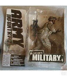 "McFarlane Toys 6"" Military Series 4 - Army Infantry"