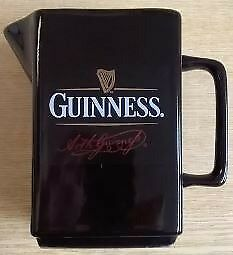 AUTHENTIC GUINNESS JUGS