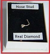Diamond Nose Stud