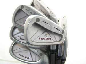 Ladies R.H. YONEX Irons and woods NEW