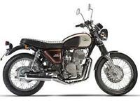 Mash Roadstar 400 by Inta Motorcycle Services, Maidstone, Kent