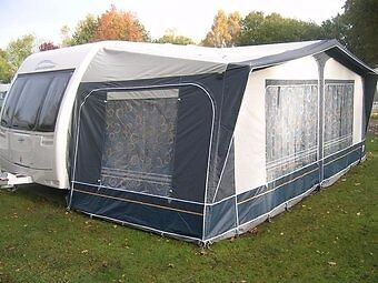 DOREMA DAYTONA CARAVAN AWNING SIZE 950 TO 975 | in ...