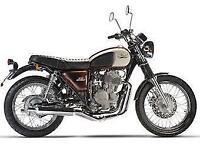 Mash Roadstar 400 398cc E4