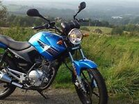 Honley HD1 125cc Motorbike with Riding Gear