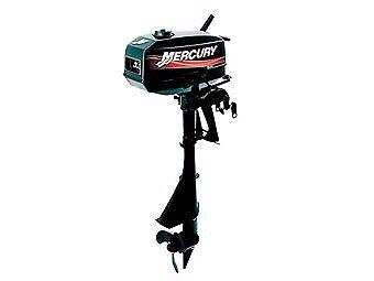 Mercury 3.3 HP Outboard two stroke motor