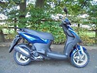 Sym Symply 125cc scooter 4 sale or swap new tyres and brakes 20thou on clock good condition new MOT