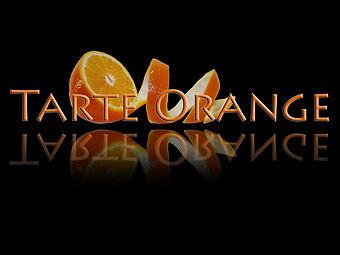 Tarte Orange