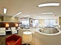 Un bureau en plein coeur du centre-ville de Montreal!!!