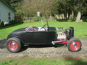1928 Chevy Roadster Fantastic winter project /  NO TRADES