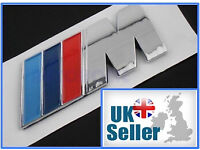BMW SPORT BOOT BADGE M1 3 5 SERIES - £5 FREE DELIVERY