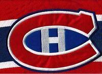 ** $90ea HABS 4 TOGETHER vs NYR, DET, STL - HABS Canadiens