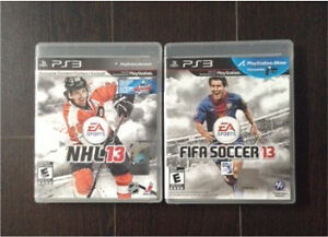 Jeux PS3 / Wii